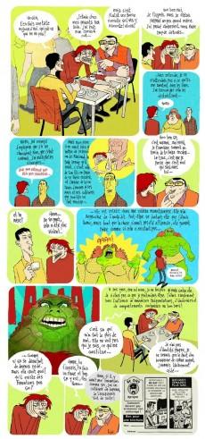 Extrait de Projet 17 mai : 40 dessinateurs contre l'homophobie -1- 40 dessinateurs contre l'homophobie