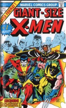 Extrait de X-Men (L'intégrale) -1a2004- X-Men: L'intégrale 1975-1976