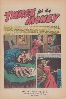 Extrait de E.C. Classic Reprint (1973) -6- Crime Suspenstories #25