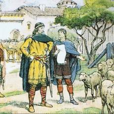 Extrait de Les héros de l'histoire de France - Comment les personnages illustres de la France sont devenus familiers aux Français...