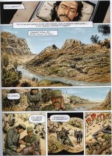 Extrait de Rebelles -1- Libertad ! - Che Guevara