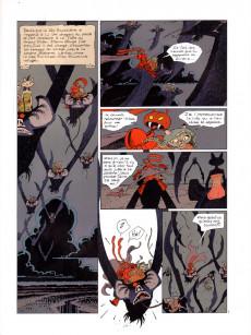 Extrait de Donjon Monsters -3- La carte majeure