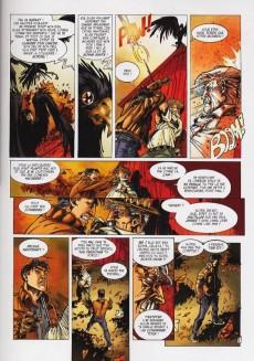 Extrait de Les seigneurs d'Agartha -1- La dette