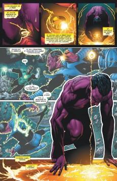 Extrait de Green Lantern (Geoff Johns présente) -4- La Guerre de Sinestro - 1re partie