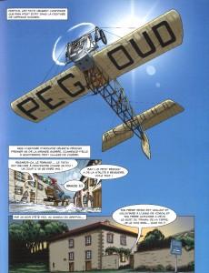 Extrait de Histoires de pilotes -3- Célestin Adolphe Pégoud