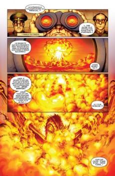 Extrait de Peter Cannon - L'Éclair -1- L'Arrivée du dragon