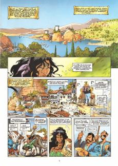 Extrait de Lanfeust de Troy -8- La bête fabuleuse