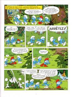 Extrait de Les schtroumpfs -32- Les Schtroumpfs et l'amour sorcier