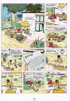 Extrait de Tif et Tondu -5a1983- Le retour de Choc