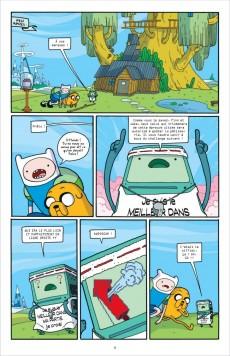 Extrait de Adventure Time -2- Tome 2