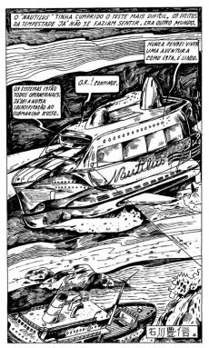 Extrait de Nautilus the Ship - Tome 4