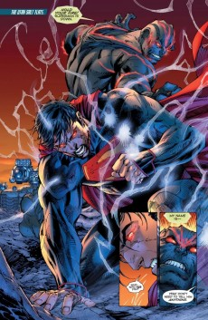 Extrait de Superman Unchained (2013) -3- Answered Prayers
