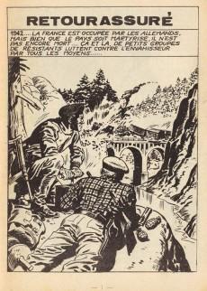 Extrait de Battler Britton (Imperia) -308- Retour assuré - monsieur ! - le malchanceux
