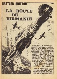Extrait de Battler Britton (Imperia) -261- La route birmane