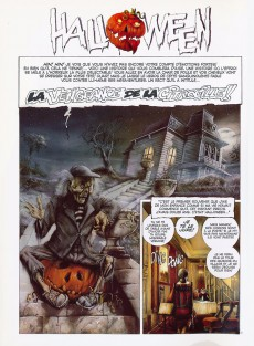 Extrait de Les cauchemars d'Halloween - Les Cauchemars d'Halloween