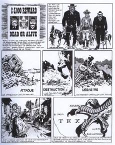 Extrait de Guerrilleros (Los) -3- L'ombre de l'ancêtre