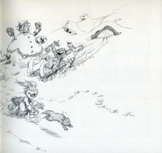 Extrait de Trolls de Troy -6TL2002- Trolls dans la brume