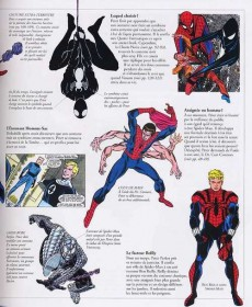 Extrait de Spider-Man (Autres) -11- L'encyclopédie de l'Araignée