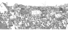 Extrait de La grande Guerre (Sacco) - Le premier jour de la bataille de la Somme