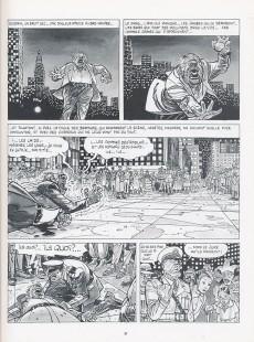 Extrait de Georges et Louis romanciers -3- La fin du monde