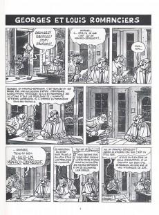 Extrait de Georges et Louis romanciers -2- Introduction à la psychologie de bazar