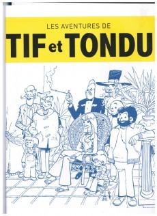 Extrait de Tif et Tondu - La collection (Hachette)  -3- Oscar et ses mystères
