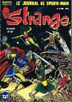 Extrait de Strange -Rec081- Album N°81 (du n°242 au n°244)