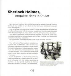 Extrait de (DOC) Études et essais divers -8- Sherlock Holmes dans la bande dessinée - Enquête dans le 9e Art
