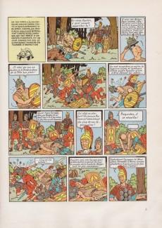 Extrait de Bob et Bobette (Collection série bleue) -6a- Le gladiateur-mystère