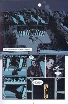Extrait de L'Œil de la Nuit (Lehman/Gess) -1- Ami du mystère