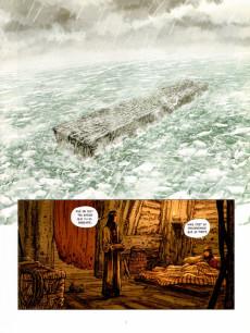 Extrait de Noé (Aronofsky/Handel/Henrichon) -4- Celui qui verse le sang