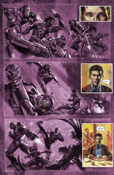 Extrait de Secret war (Marvel comics - 2004) -3- Book Three of Five