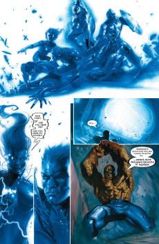 Extrait de Secret war (Marvel comics - 2004) -5- Book Five of Five