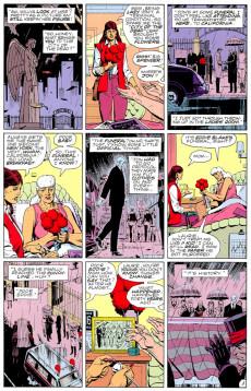 Extrait de Watchmen (1986) -2- Absent Friends