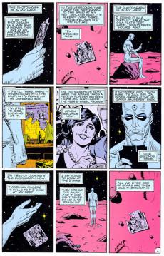 Extrait de Watchmen (1986) -4- Watchmaker
