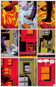 Extrait de Watchmen (1986) -5- Fearful Symmetry