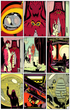 Extrait de Watchmen (1986) -7- A Brother to Dragons