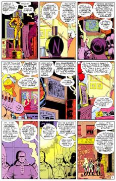 Extrait de Watchmen (1986) -8- Old Ghosts