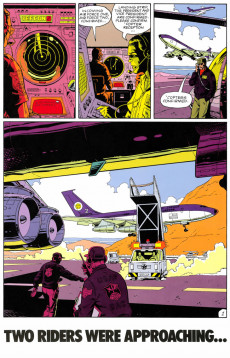 Extrait de Watchmen (1986) -10- Two Riders Were Approaching...