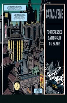 Extrait de Batman : Cataclysme