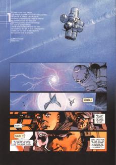 Extrait de Universal War One -3- Caïn et Abel