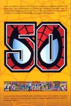 Extrait de Spider-Man (L'Intégrale) -1INT 50 ans- Spider-man : l'intégrale 1962-1963