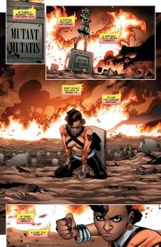 Extrait de Wolverine and the X-Men Vol.2 (Marvel comics - 2014) -1- Tomorrow Never Learns