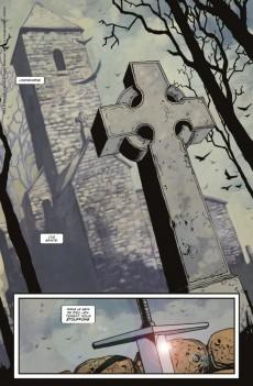 Extrait de Northlanders (Urban comics) -1- Le livre anglo-saxon