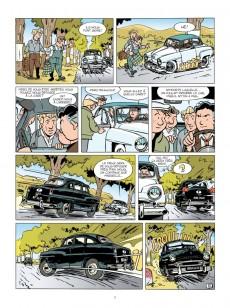Extrait de Jacques Gipar (Une aventure de) -5- Trafic sur la grande bleue