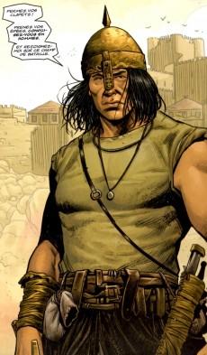 Extrait de Conan le barbare (100% Fusion) -3- Le Cauchemar des bas-fonds