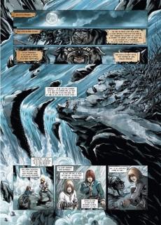 Extrait de Merlin - Le Prophète -4- L'Âme du monde