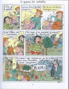 Extrait de Tom-Tom et Nana (Le meilleur de) -2- Fous d'école, dingues de recré