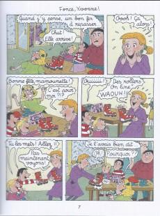 Extrait de Tom-Tom et Nana (Le meilleur de) -3- Aïe, les parents déraillent