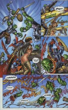 Extrait de Planète Comics (2e série) -1- Medieval Witchblade